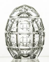 Jajo kryształowe dekoracja stołu (13602)
