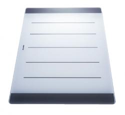 BLANCO Deska szklana biała, 466x340, [AXIA II 45S, 5S,6S , 8, 8S]