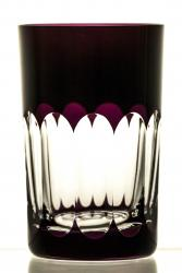 Szklanki kolorowe do herbaty soku kryształ (18127)