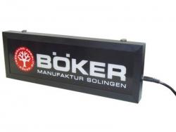 Böker LED Display