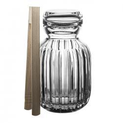 Słoik pojemnik 1 litr kryształowy (08183)