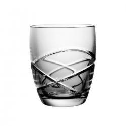 Szklanki do napojów drinków kryształowe 6 sztuk 4324